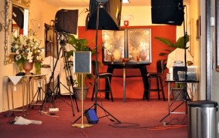Crown Light Studios On Location