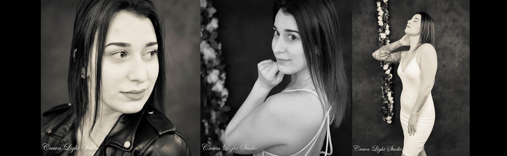 Crown Light Studio Portrait and Model Photography